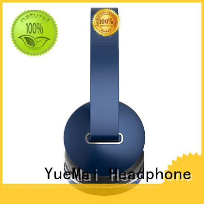 ymx top rated bluetooth headphones with microphone for both kids and adults YueMai Acoustic Technology