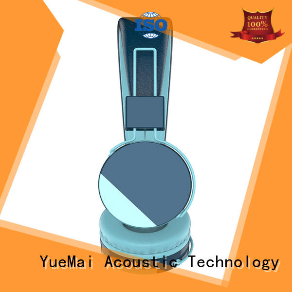 kids over ear headphones ymx for both kids and adults YueMai Acoustic Technology
