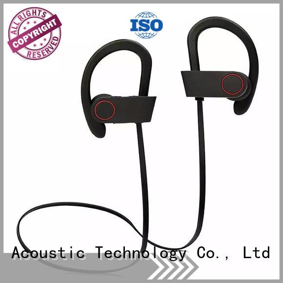 custom good quality earphones with microphone for ipad
