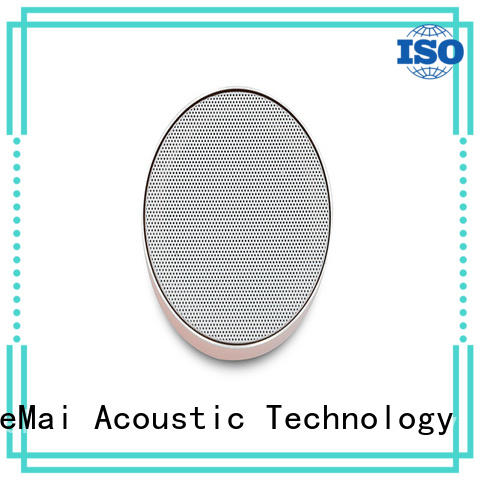 YueMai Acoustic Technology big wooden speakers manufacturer for kids and adults