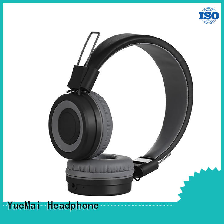 YueMai Acoustic Technology cordless headphones for running wholesale for mobile