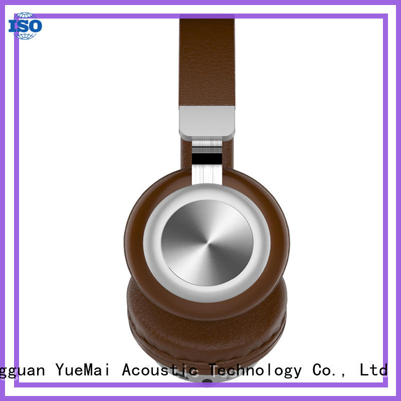 YueMai Acoustic Technology bluetooth sports earbuds from China for adults