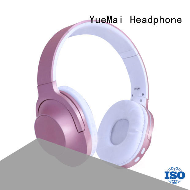 YueMai Acoustic Technology best kids headphones supplier for kids and adults