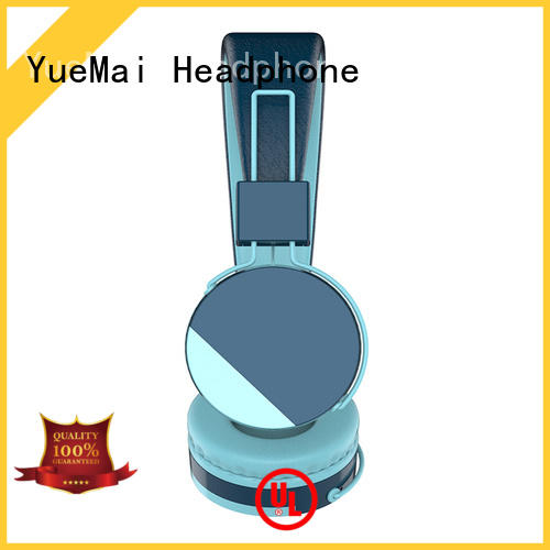 kids headphone manufacturer for sale YueMai Acoustic Technology