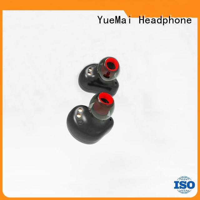 YueMai Acoustic Technology sweat resistant bluetooth headphones factory for kids