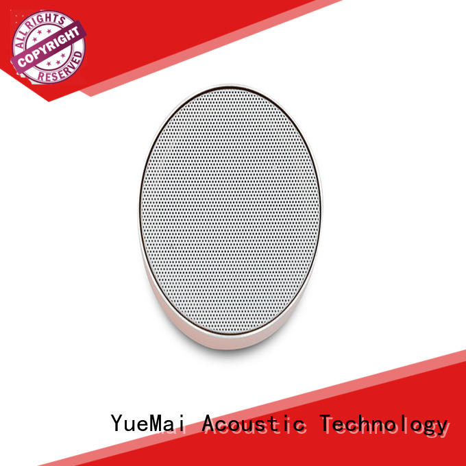 YueMai Acoustic Technology latest wooden iphone speaker directly sale for kids