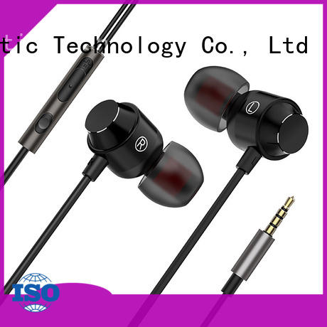 YueMai Acoustic Technology metal earbuds from China for sale