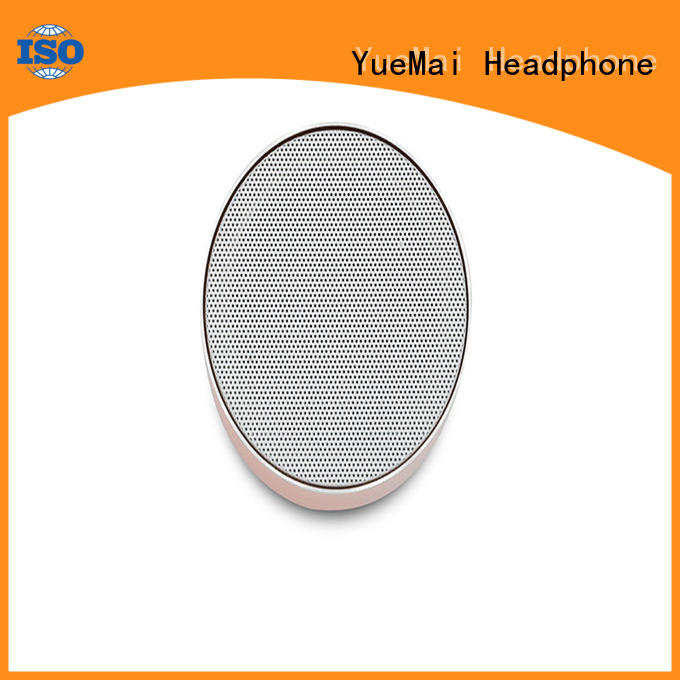 YueMai Acoustic Technology wooden wireless speaker factory direct supply for kids